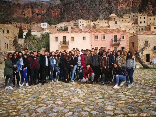 4ήμερη Εκδρομή 2019 (Πελοπόννησος)